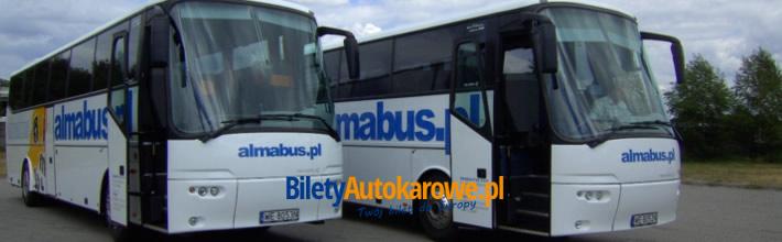 Autokary Almabus